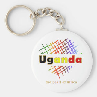 Pearl of Africa 03 Series Keychain