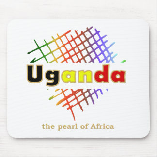 Pearl of Africa 03 Series Mouse Pad