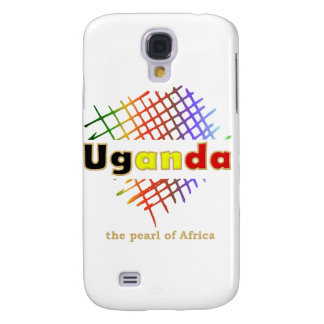 Pearl of Africa 03 Series Samsung S4 Case