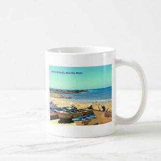 Pearl of the Pacific, Mazatlan Mexico Boats Coffee Mug
