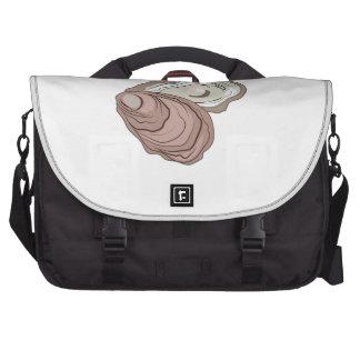Pearl Oyster Laptop Messenger Bag