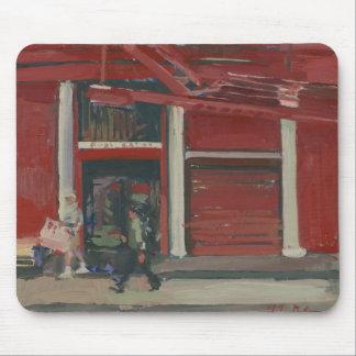 Pearl Paint shop Manhattan Mouse Pad