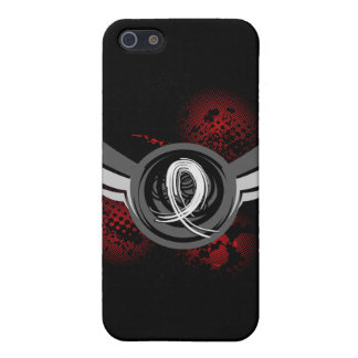 Pearl Ribbon And Wings Lung Cancer iPhone 5 Cases