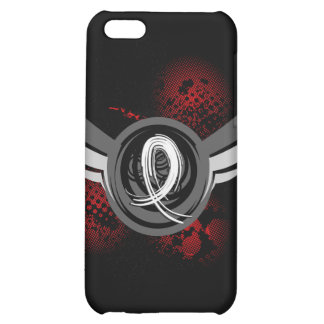 Pearl Ribbon And Wings Lung Cancer Cover For iPhone 5C
