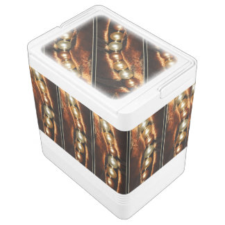 Pearl shiny photograph jewelry igloo drink cooler