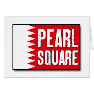Pearl Square Card