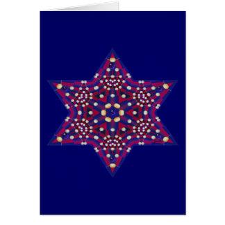 Pearl Star Greeting Card