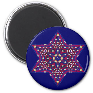 Pearl Star Magnet