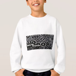 Pearl Stingray with Logo.jpg Sweatshirt