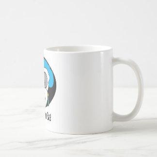 Pearl, the Ole Gym Bag Coffee Mug