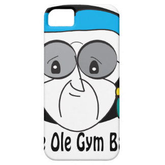 Pearl, the Ole Gym Bag iPhone SE/5/5s Case