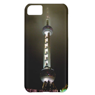 Pearl Tower Night iPhone 5C Covers