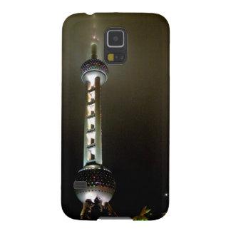 Pearl Tower Night Samsung Galaxy Nexus Case