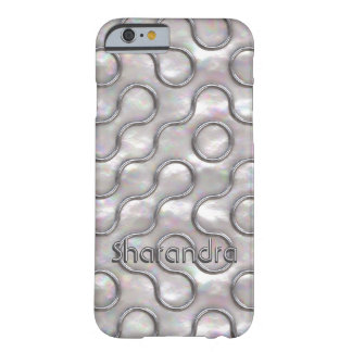 Pearl Truchet Barely There iPhone 6 Case