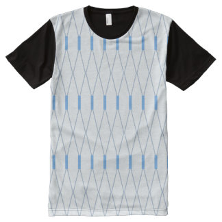 Pearl Weave All-Over-Print T-Shirt