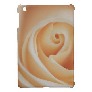Pearl White Rose Case For The iPad Mini