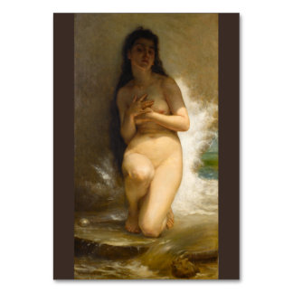 Pearl William-Adolphe Bouguereau Card