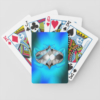 Pearl Within Bicycle Playing Cards