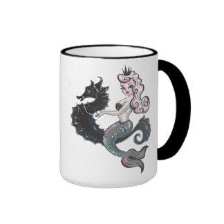 Pearla Mermaid Mug by Fluff