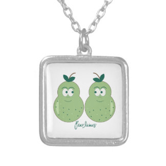 Pearlicious Personalized Necklace