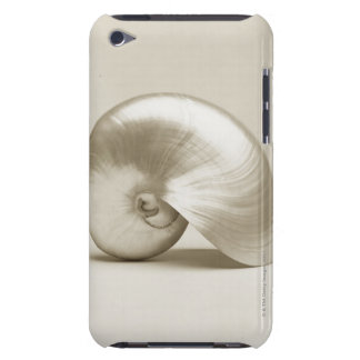 Pearlised nautilus sea shell barely there iPod case