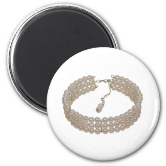 PearlNecklace082909 Magnet
