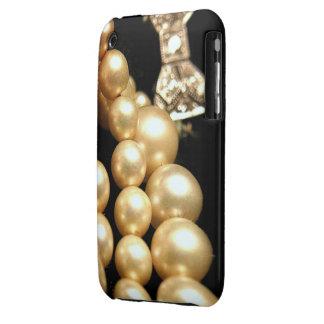 Pearls & Diamonds iPhone3 Casemate Case-Mate iPhone 3 Cases