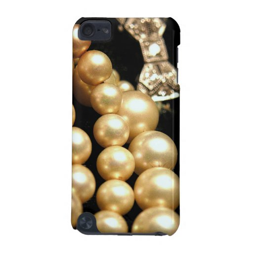 Pearls & Diamonds iPod Touch Case