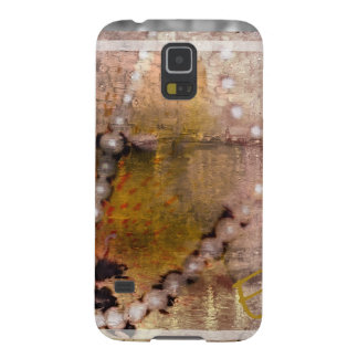 Pearls Galaxy S5 Cover