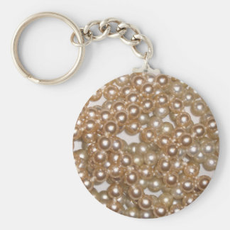 Pearls Keychain