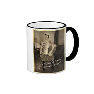 Pearl's the Real Ginger Ringer Coffee Mug