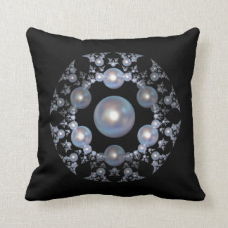 """""""Pearls' Throw Pillow"""