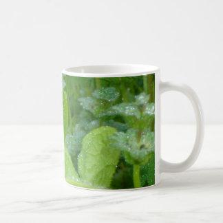 Pearly Dew Drops Coffee Mug