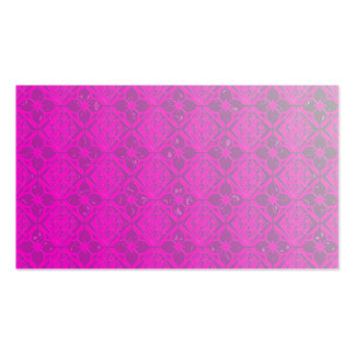 Pearly Purple Business Cards Template Blank