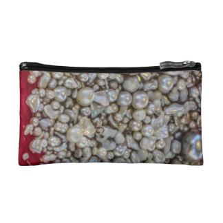 Pearly Treasure Cosmetic Bag