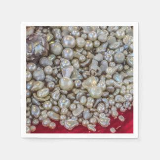 Pearly Treasure Napkin