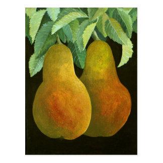 Pears 2014 2 postcard