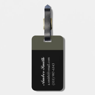 Pears 2014 luggage tag