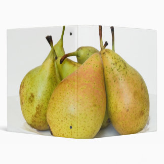 Pears 3 Ring Binder
