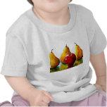 Pears, Apple Fine Art Still Life Tee Shirt