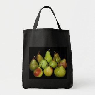 Pears Grocery Tote Bag