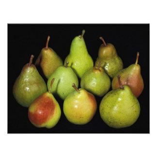 Pears Invites