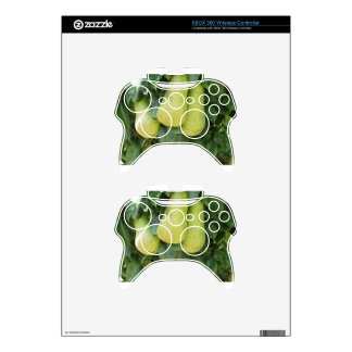 Pears on tree branches xbox 360 controller decal