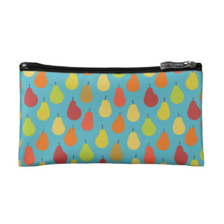 Pears Pattern Art (Exclusive) Makeup Bag
