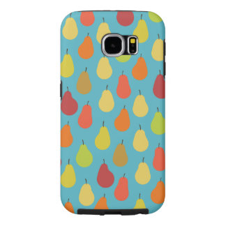 Pears Pattern Art (Exclusive) Samsung Galaxy S6 Case