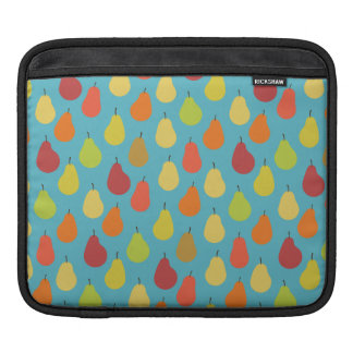 Pears Pattern Art (Exclusive) Sleeves For iPads