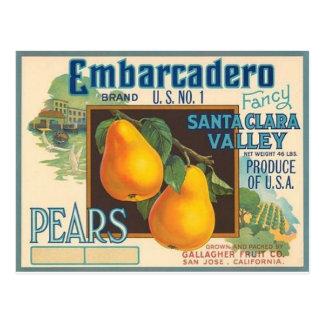 Pears Postcard