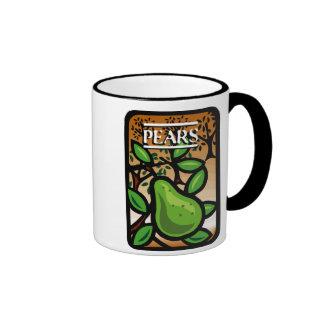 Pears Ringer Mug