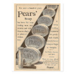 Pears' Soap Postcards