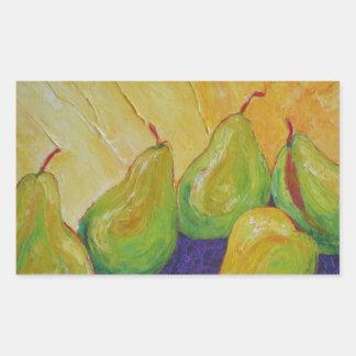 Pears Sticker